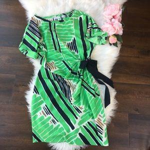 Dresses & Skirts - New York stretch medium green dress